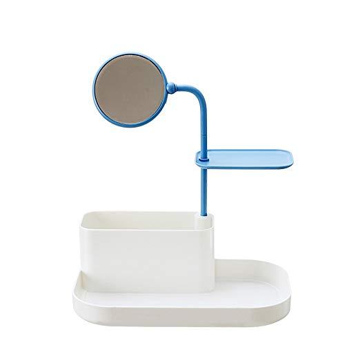 LXSNH Schublade Desktop Make-up Aufbewahrungsbox kann mit Make-up Spiegel Make-up Box...