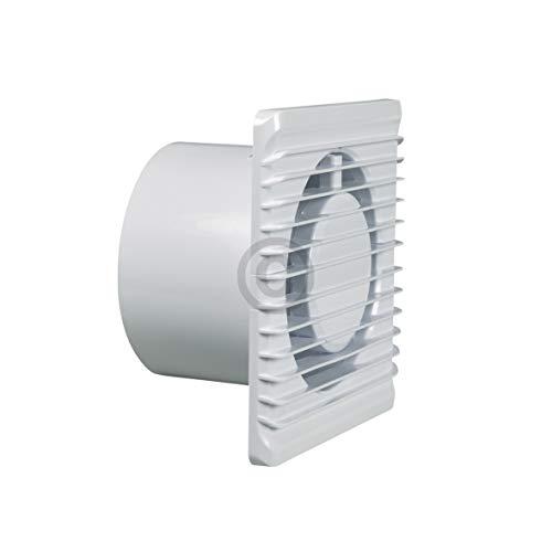 TronicXL 100cm Wandlüfter mit Feuchtigkeitssensor Bad-Lüfter Ventilator Wand Einbau Badlüfter Wandventilator WC Badezimmer Küche Dunstabzugshaube Abluftventilator Einbauventilator Wandventilator