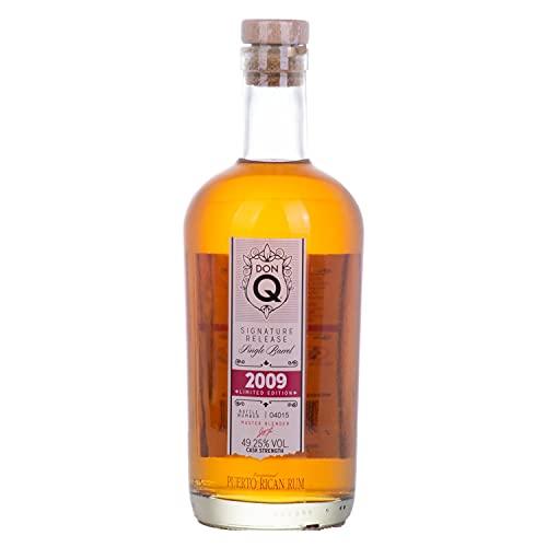 Don Q SIGNATURE RELEASE Single Barrel Limited Edition 2009 49,3% - 700 ml