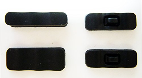 Price comparison product image VATH Rubber Foot Set Compatible with IBM Think Pad X200,  X200S,  X201