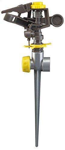 nelson sprinklers Nelson Plastic Head Pulsating Sprinkler Head on Metal Spike 50201