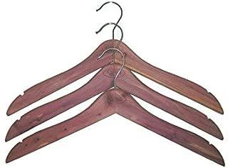Cedar Essence Heavy Duty, Extra Wide, Cedar Coat Hanger 17