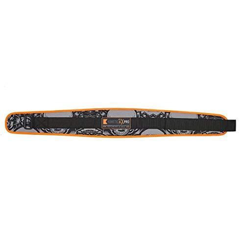 Kinetic RX Pro–Skullduggery Full levantamiento cinturón–grande