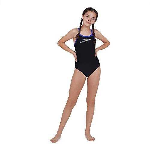 Speedo Meisjes Boom Plaatsing Thinstrap Zwemkleding