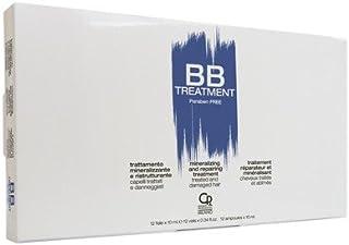 BB Hair Care - Trattamento Fiale Mineralizzante Ristrutturante - Prodotto Professionale Ideale per Capelli Trattati e Dann...