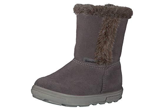RICOSTA Pepino Mädchen Winterstiefel USKY, WMS: Mittel, wasserfest, leger Winter-Boots Outdoor-Kinderschuhe gefüttert warm,Meteor,25 EU / 7.5 UK