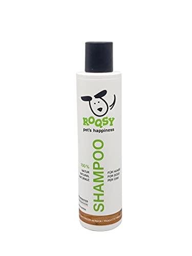 Nachhaltiges Hundeshampoo ohne Silikone