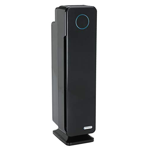 Our #3 Pick is the Germ Guardian AC5350B UV Air Purifier
