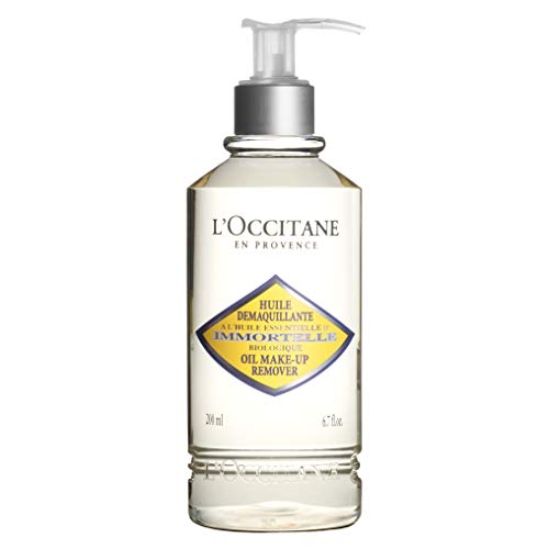 L'Occitane Immortelle Oil Make-up Remover, 200ml