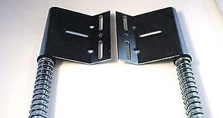 """Garage Door Helper Springs - Pair - 27"""" Overall Long (uncompressed)"""