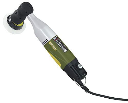 Proxxon Exzenterpolierer EP/E (stufenlose Drehzahlregelung 800-2800/min, 230 V, Kabel 230 cm, 100 W, Poliermaschine inkl. Zubehör) 28680