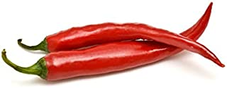 Organic Chili Red Hot | Hot & Spicy | Natural & Slightly Crisp - 500 gm