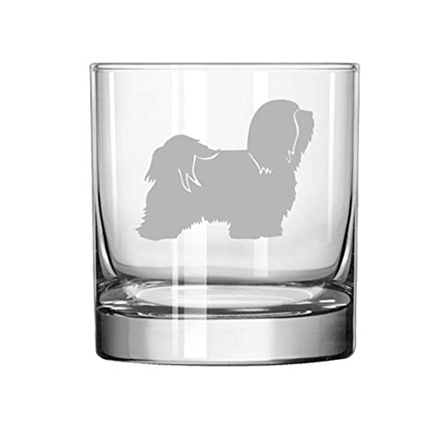 11 oz Rocks Whiskey Highball Glass Havanese