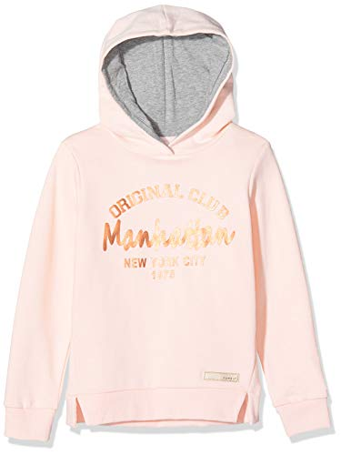 NAME IT Mädchen NKFTPRETTY SWE W Hood UNB Sweatshirts, Barely Pink, 134-140