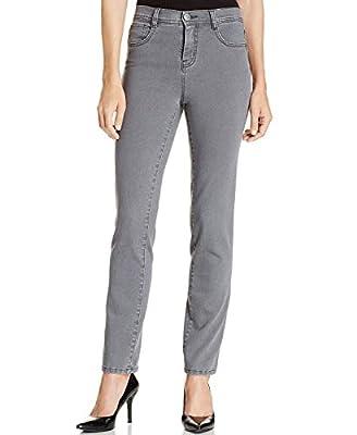 Style & Co. Plus Size Tummy-Control Slim-Leg Jeans (18W)