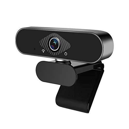 Honorall Webcam Full HD 1080P, com microfone embutido