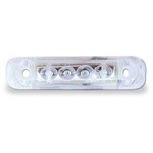 Jokon LED Begrenzungsleuchte PL 24-2 weiß
