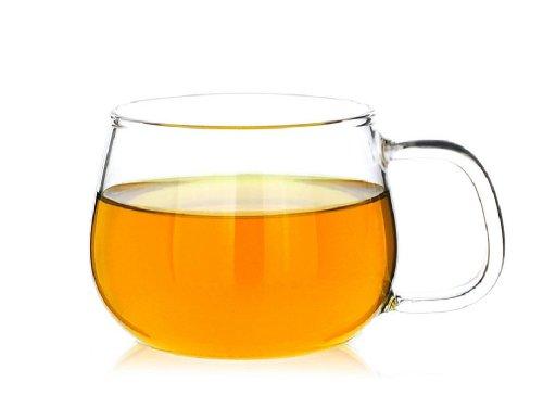 Clear Glass Borosilicate Tea/Espresso Coffee Milk Cup 300ml,Set of 4