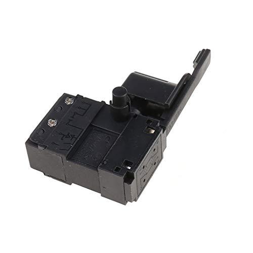 KunmniZ Kit de interruptor de botón de disparador para regulación de velocidad de perforación manual y de marcha atrás