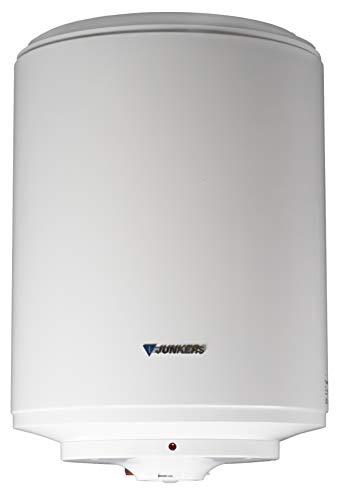 Junkers Grupo Bosch Termo Electrico 50 litros | Calentador de Agua Vertical, Resistencia Ceramica, 1500w