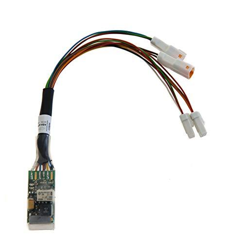 ASA SPEED Y25.01 - Digitales Tuningmodul für alle YAMAHA eBikes mit abgebildeten Yamaha Display (PW-D Motor). Im Original abgeregelt bei 25 km/h.