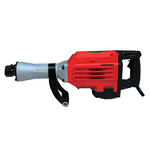 3200W Elektrischer Hammer Wrecker 1850BPM Elektrischer Wrecker Elektrischer Hammer Demolisher Profi Abbruchhammer Elektroabbruch Meißelhammer 360° drehbarer Griff