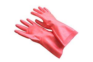 ダスキン『天然ゴム手袋』