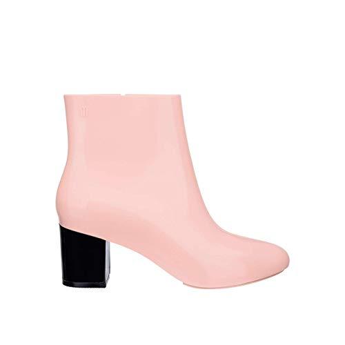 Melissa Shoes Femme Boot AD Pink/Black 7 M