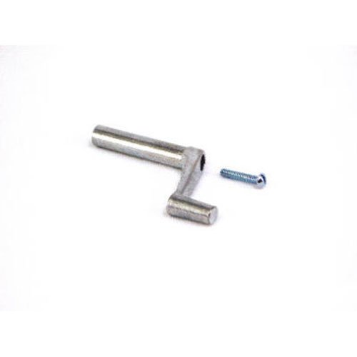 UNITED STATES HDW WP8886C WP-8886C Mobile Home Metal Crank for Awning Type Windows, 2-3/16