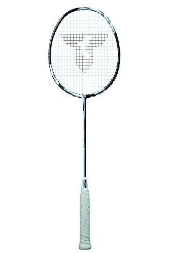 Talbot Torro Badminton-Schläger ISOPOWER T8002, grey-black-white, 69 x 29 x 3 cm by Talbot Torro