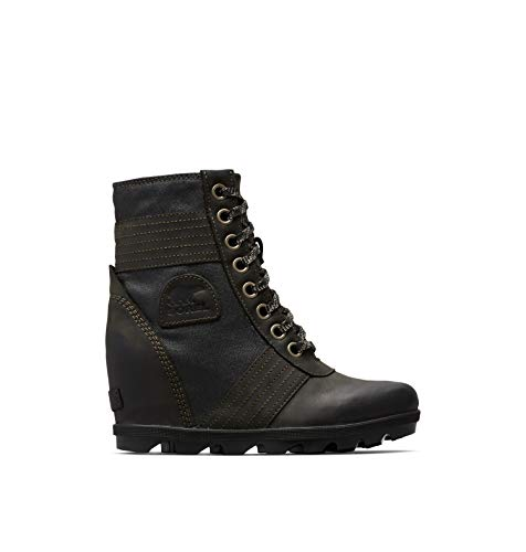 Sorel Women's Lexie Wedge - Touchy - Black - Size 8.5
