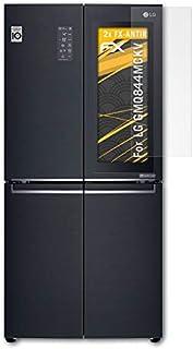 atFoliX Skärmskydd är kompatibel med LG GMQ844MCKV Skyddsfilm, antireflekterande och stötdämpande FX Film (2X)