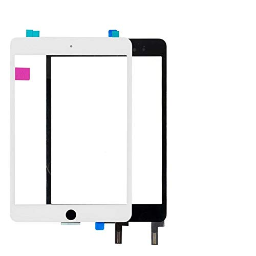 Screen replacement kit 7.9' Digitzer Fit For Apple IPad Mini 4 Touch Mini4 A1538 A1550 Touch Screen Digitizer Sensor Glass Panel Repair kit replacement screen (Color : White)