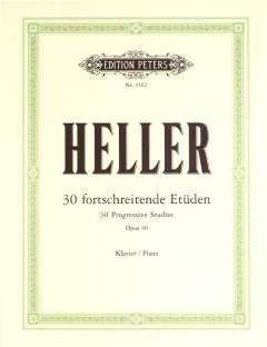 ETUEDEN OP 46 - arrangiert für Klavier [Noten / Sheetmusic] Komponist: HELLER STEPHEN