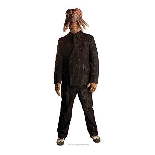 STAR CUTOUTS - Stsc164 - Figurine Géante - Dalek Sec Hybrid - Doctor Who - 188 Cm