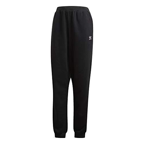 adidas Cuffed Pant Pantalon de survêtement, Noir, 38 Femme