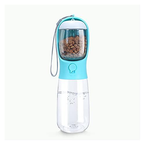 QOXEFPJZ Botella Agua Perro Taza de Viaje de Mascotas de Gran Capacidad, Botella de Agua de Viaje portátil al Aire Libre para Gatos y Perros, Bebedor de Perros (Size : C)