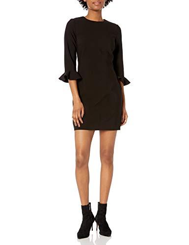 LIKELY Damen Bedford Dress Cocktailkleid, schwarz, 40