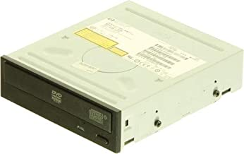 HP 419497-001 SATA CD-RW-DVD-ROM Combo Drive - 48X-max CD-R Write, 32X-max CD-RW Write, 48X-max CD-ROM Read, 16X-max DVD-ROM Read - Half Height Drive with Carbon Black faceplate