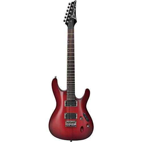 Ibanez S521 S Series Electric Guitar Blackberry Sunburst