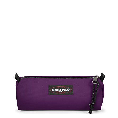 Eastpak Benchmark Single Federmäppchen, 21 cm, Violett (Power Purple)