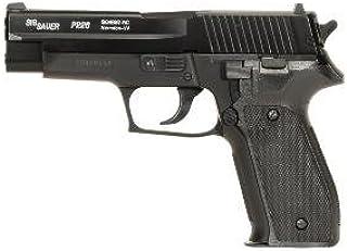 KWC Pack Sig Sauer P226 Spring Culasse Metal Sistema BAX HPA 0.5 JOULA MAX + Bolsa DE 2000 Bolas 0.20G