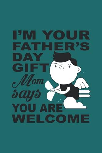 Soy tu padre png, cuaderno: Hermosa idea de regalo para el mejor padre del mundo al Día del Padre, Cumpleaños y Navidad y Easter. Ideal Regalo para las notas personales de papá