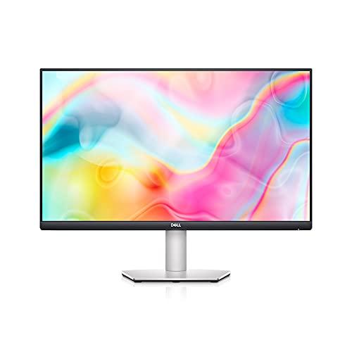 Monitor Dell S2722DC USB-C QHD (2560×1440) de 27Pulgadas, 75Hz, IPS, 4ms, Altavoces Integrados, AMD FreeSync, 99% sRGB, USB TipoC, DisplayPort, HDMI, 2Puertos USB 3.2, 3años de garantía