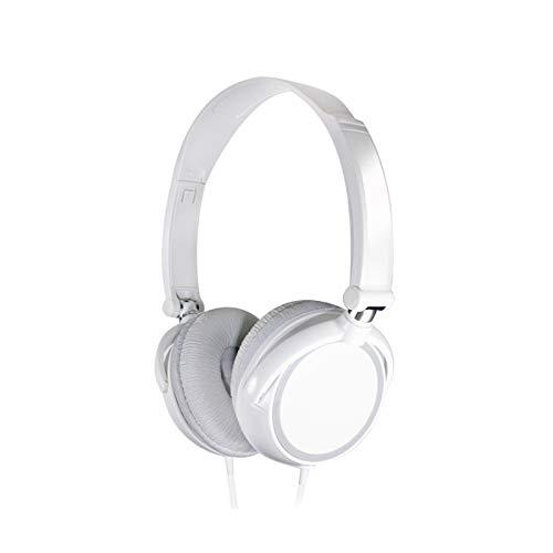 Kinberry Kopfhörer mit Kabel, Over-Ear-Kopfhörer, Bass, HiFi-Sound, Musik, Stereo, für jede Kopfform