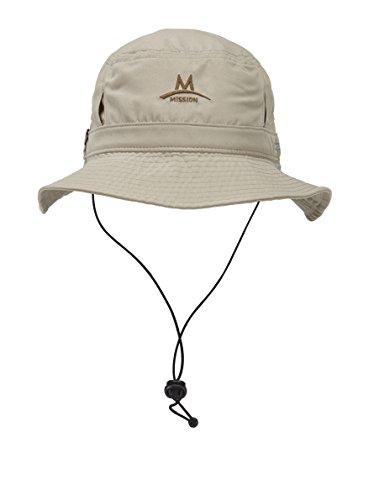 Mission Cooling Bucket Hat, Sand