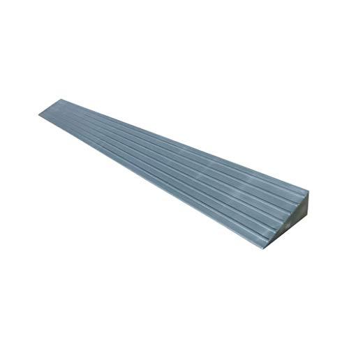 Xzg1-Rampe XUZgag Kunststoff-Dreieck-Pad, Haupt Schritte Schwelle Rampen Rutschhemmende Tragbarer Curb Ramps Krankenhaus Rollstuhl-Rampen 3cm / 3,5 cm / 4cm Sicher bergauf Pad