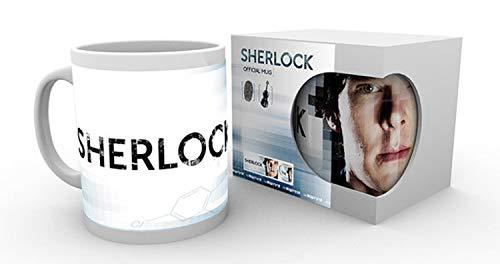 GB Eye, Sherlock, Sherlock, Taza