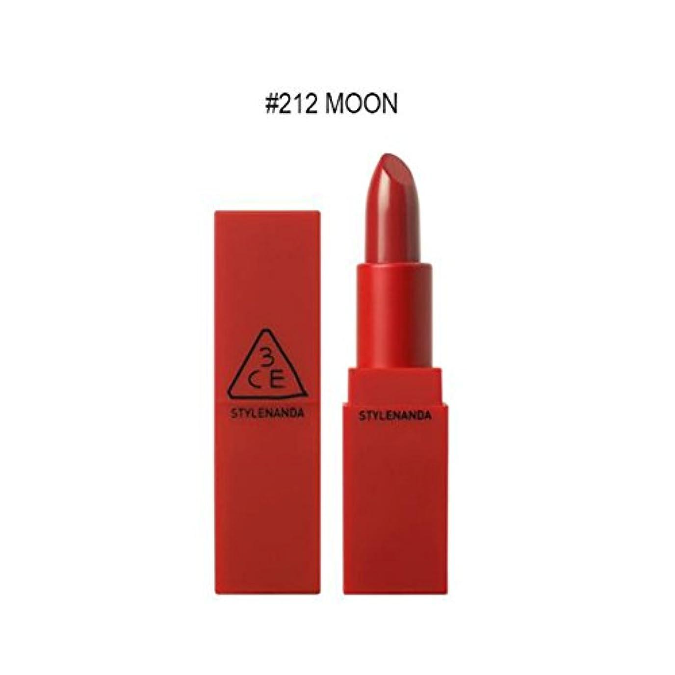 海港裁判官軍3CE RED RECIPE LIP COLOR/レッドレシピ リップカラー (#212)[並行輸入品]