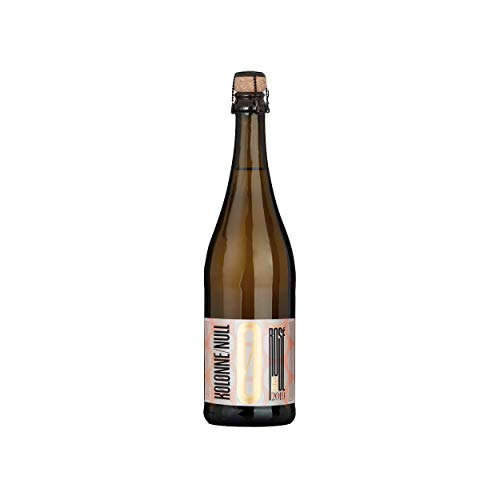 Kolonne Null - Alkoholfreier Sekt – Rosé (1 Flasche Rosé 2019 (0,75 L)